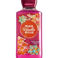 Shower Gel Warm Vanilla Sugar