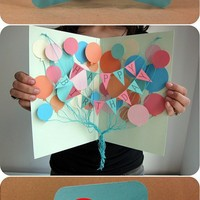 DIY-CRAFT / DIY birthday cards