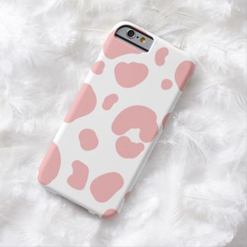 Claire Blossom Leopard print Barely There iPhone 6 Case
