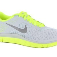 Nike Lady Free Run 4.0 V2 Running Shoes - 5.5 - Grey