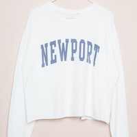 Camila Newport Top - Graphics