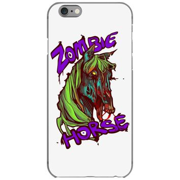 zombie horse classic iPhone 6/6s Case
