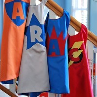 Cape for a Cure- Customizable, Reversible Super Hero Capes from Everybody's Hero