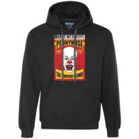 Stephen King's IT Pennywise The Dancing Clown - Heavyweight Pullover Fleece Sweatshirt