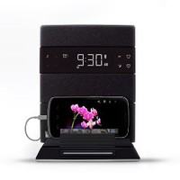 Soundfreaq Sound Rise Wireless Speaker with Alarm Clock