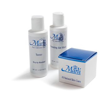 Rapid Wrinkle Erase Marli Complete Skin Care Kit with Hyaluronic Acid