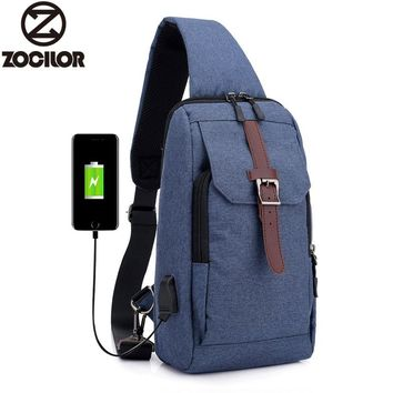 2018 Fashion casual small backpack school bag for teenagers design frame USB Charge Computer Backpacks Anti-theft