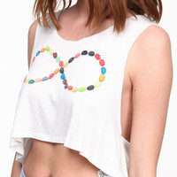 FOREVER CANDY CROP TOP