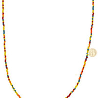 Bright Zoey Strand Necklace