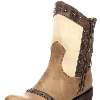 Women's Peake Boot - American Tan
