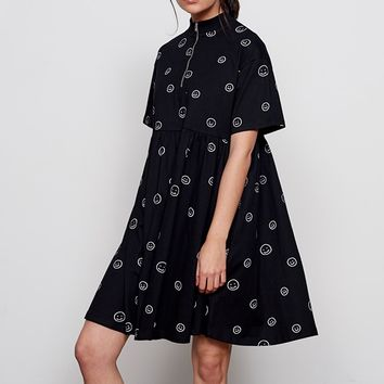 Lazy Oaf Zip Face Dress - Everything - Categories - Womens