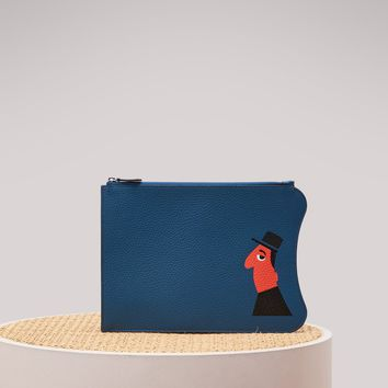 MOYNAT - Michel Leather Pouch