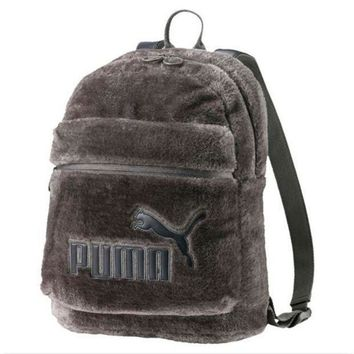 PEAPUF3 PUMA Wns Fur Backpack