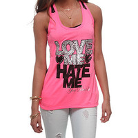 rue21 :   LC LOVE ME HATE ME