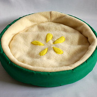 """cosy cuddle bed """"cucumber"""" for guinea pigs"""