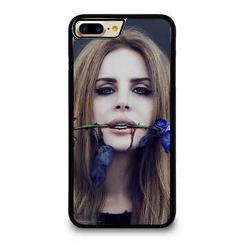 LANA DEL REY iPhone 4/4S 5/5S/SE 5C 6/6S 7 8 Plus X Case