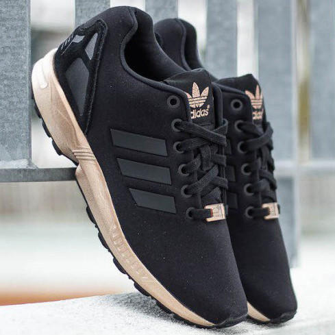 ec872a235801 Trendsetter ADIDAS ZX Flux Women Men Running Sport Casual Shoes Sneakers