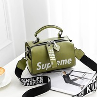 Women's  Crossbody supreme shoulder bag handbag 006
