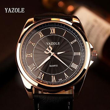 Quartz Watch Men Top Brand Luxury Male watch: Busstyle