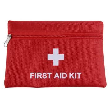 ONETOW 1.4L Portable Emergency First Aid Kit Pouch Bag Travel Sport Rescue Medical Treatment Outdoor Hunting Camping First Aid Kit