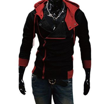 2017 Cardigan Assassin's Creed Style Hoodie