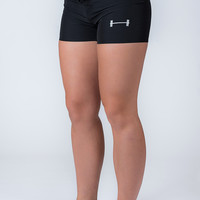 Women's Phase Board Shorts (Black)