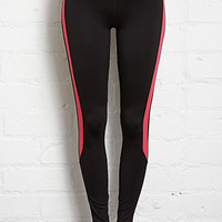 Mesh Blocked Performance Leggings