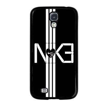 NIKE I LOVE Samsung Galaxy S4 Case