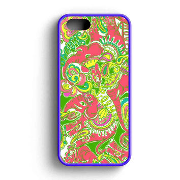 Lilly Pulitzer Chin Chin  iPhone 5 Case iPhone 5s Case iPhone 5c Case