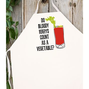 Attitude Apron Bloody Mary