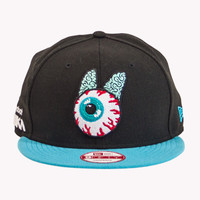 Mishka Keep Watch Snapback Hat | Kidrobot | Kidrobot