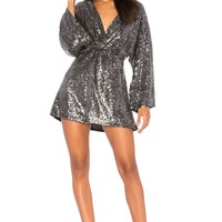 House of Harlow 1960 x REVOLVE Elaine Dress in Silver Fox | REVOLVE