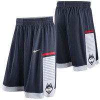 UConn Huskies Nike Replica On-Court Basketball Shorts – Navy Blue