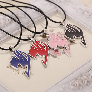 Fairy Tail necklace guild logo
