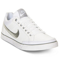 013867cc75 Nike Women's Shoes, Nike Capri III Leather Casual Sneakers - SALE &  CLEARANCE - Shoes