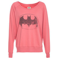 Only Pink Batman Sweater
