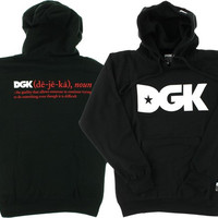 Dgk Definition Hoody/Sweater M Black