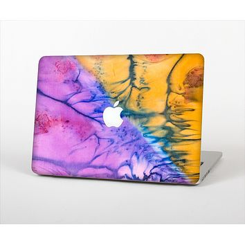 The Vivid Colored Wet-Paint Mixture Skin Set for the Apple MacBook Pro 15""