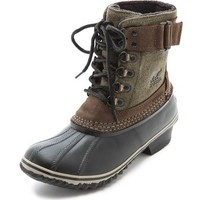 Sorel Winter Fancy Lace Up Boots