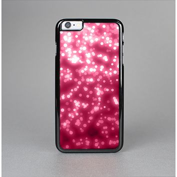 The Glowing Unfocused Pink Circles Skin-Sert Case for the Apple iPhone 6