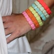 Sweet Like Candy Stone Stretch Bracelets