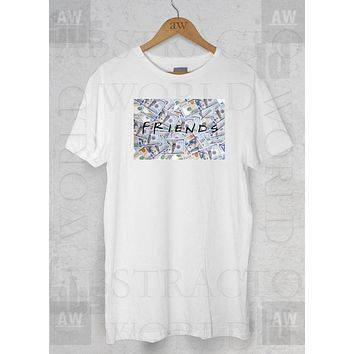 Ben and Friends Money On My Mind Adult Graphic Unisex T Shirt