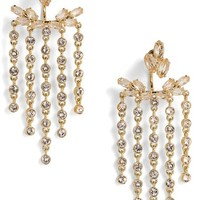 Jenny Packham Chandelier Ear Jackets | Nordstrom