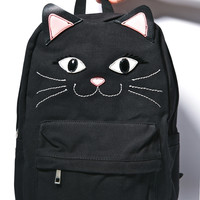 Comeco Inc. Black Cat Backpack One