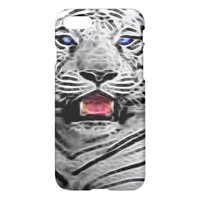 White tiger, iphone 7 case