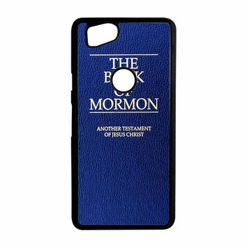 The Book Of Mormon Cover Book Google Pixel 2 Case