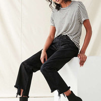 Urban Renewal Recycled Uneven Hem Levi's Jean | Urban Outfitters