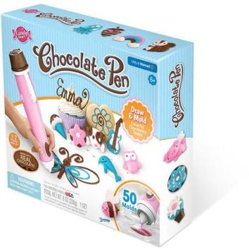 Candy Craft Chocolate Pen, Pink - Walmart.com