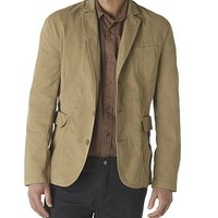 Dockers Wellthread Casual Blazer - New Tan,Brown - Men's