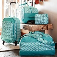 Jet-Set Pool Petal Chain Carry-On Suitcase